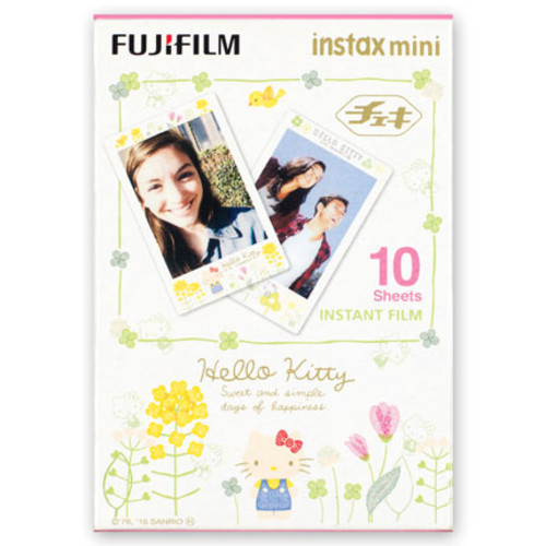 Fujifilm Film Instax Mini HELLO KITTY