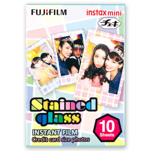 Fujifilm Film Instax Mini STAINED GLASS