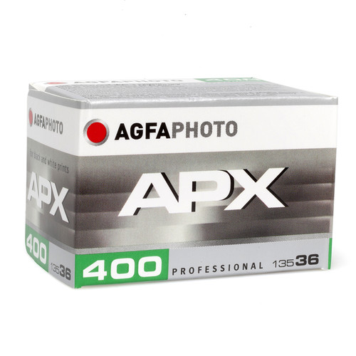 Agfa APX 400