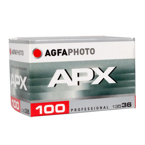 Agfa APX 100