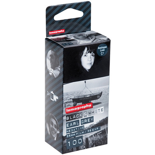 LOMOGRAPHY EARL GREY  100 TRI-PACK
