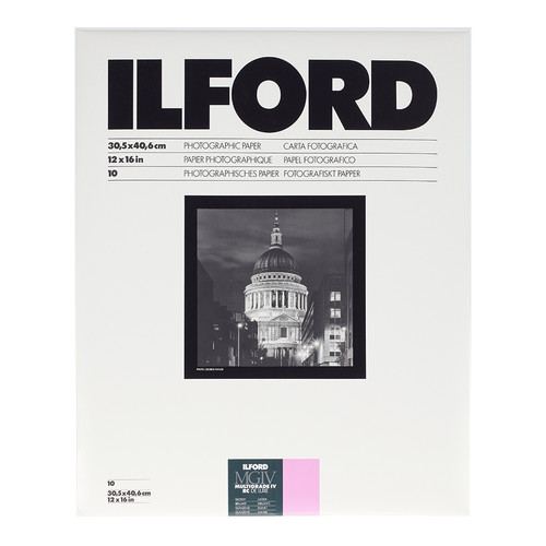 Ilford Papier Multigrade RC Brillant 30x40 cm