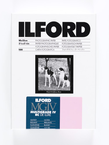 Ilford  Multigrade RC Brillant 10X15 100F